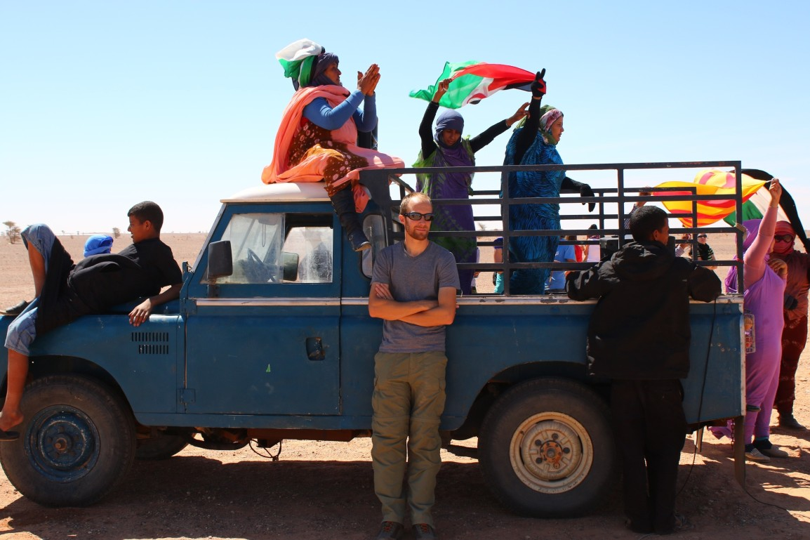 freedom - saharawi